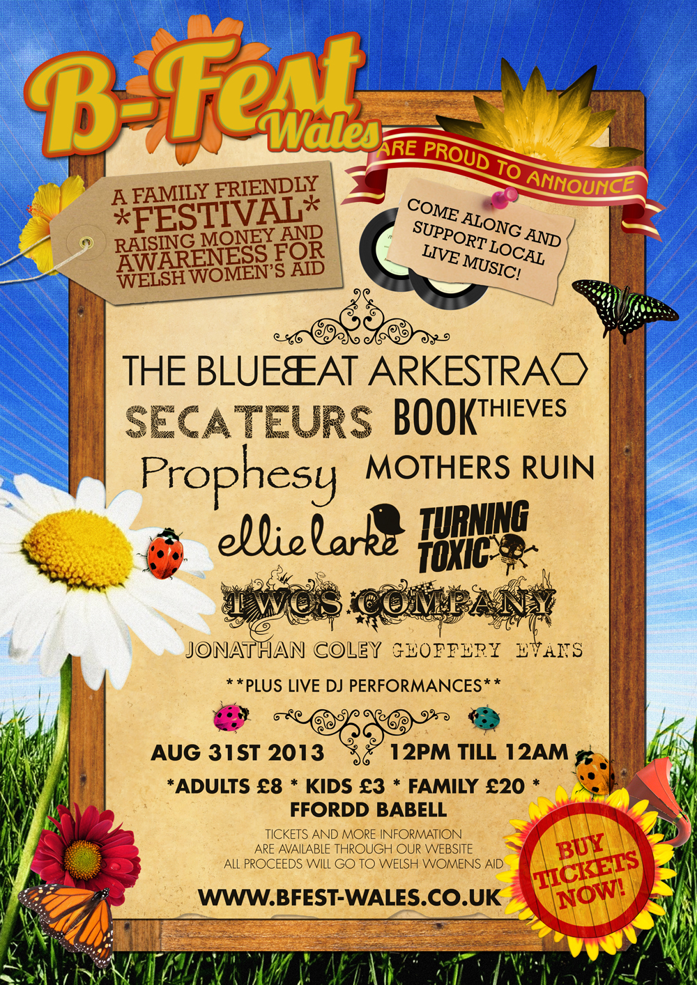 bfest wales