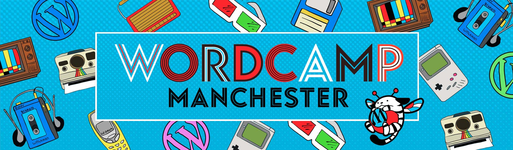 Designing WordCamp Manchester 2018 Project with Factory