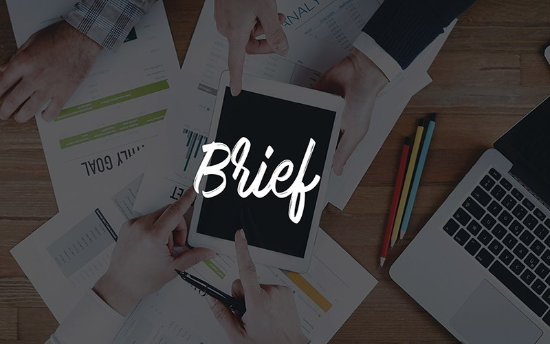 Writing a brief for an agency